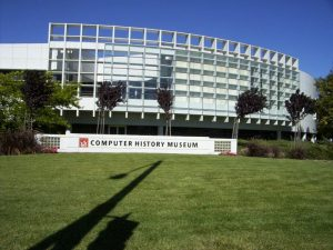 Computer History Museum in Mountain View, Kalifornien